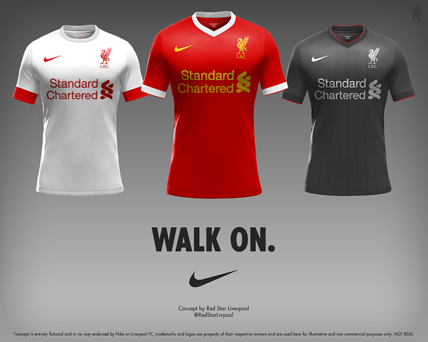The Liverpool Home Shirt - Why is it so hard to get it right
